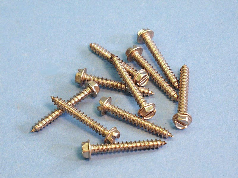 8N125TSWS-B10 - Screw, Self Tapping 8-16 x 1-1/4 Inch - 8N125TSWS-B10