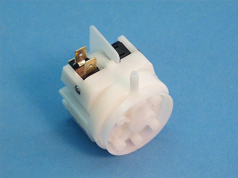 ARA111A - Air Switch,Latching,PRESAIR,ARA111A,SPDT,21Amp,Side Spt - ARA111A