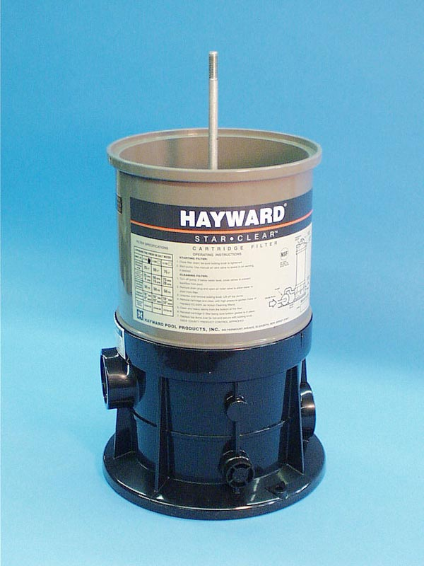 C-250-AA-1 - Filter Tank Body,HAYWARD,C-250 Series,w/Tie-Rod Assy - C-250-AA-1