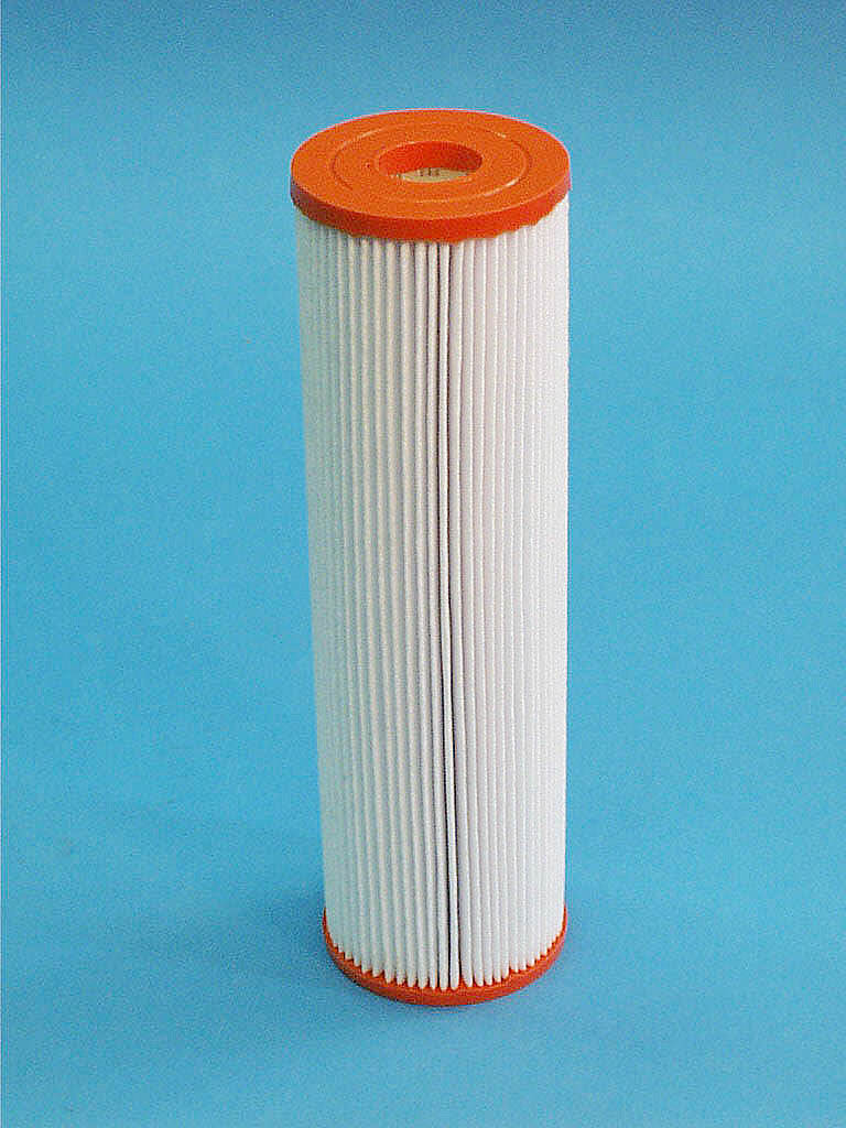C-2606 - Filter Cartridge,6 Sq Ft,2-7/8 Inch OD x 9-3/4 Inch Long,Top:1-1/16 Inch ID - C-2606 - Height: 9-3/4 - Diameter: 2-7/8 - TopID: 1-1/16 - BottomID: 1-1/16