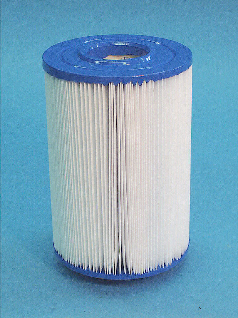 C-4303 - Filter Cartridge,UNICEL,15 Sq Ft,4-5/8 Inch OD x 6-3/4 Inch Long - C-4303 - Height: 6-3/4 - Diameter: 4-5/8 - TopID: Cone - BottomID: 1-15/16