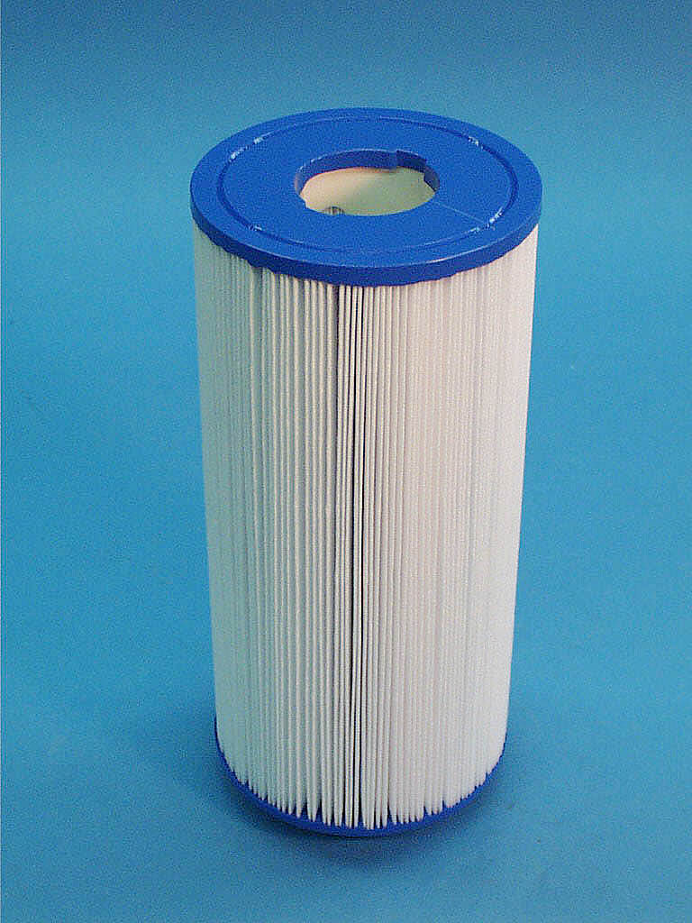 C-4402 - Filter Cartridge,UNICEL,20 Sq Ft,4-5/8 Inch OD x 9-3/4 Inch Long - C-4402 - Height: 9-3/4 - Diameter: 4-5/8 - TopID: Cone - BottomID: 1-7/8 w/slots