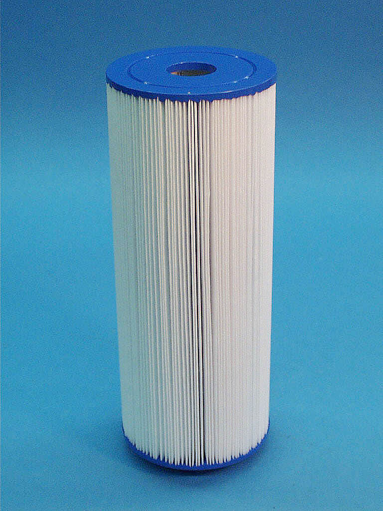 C-4403 - Filter Cartridge,UNICEL,20 Sq Ft,4-5/8 Inch OD x 11-5/8 Inch Long - C-4403 - Height: 11-5/8 - Diameter: 4-5/8 - TopID: Cone - BottomID: 1-3/8