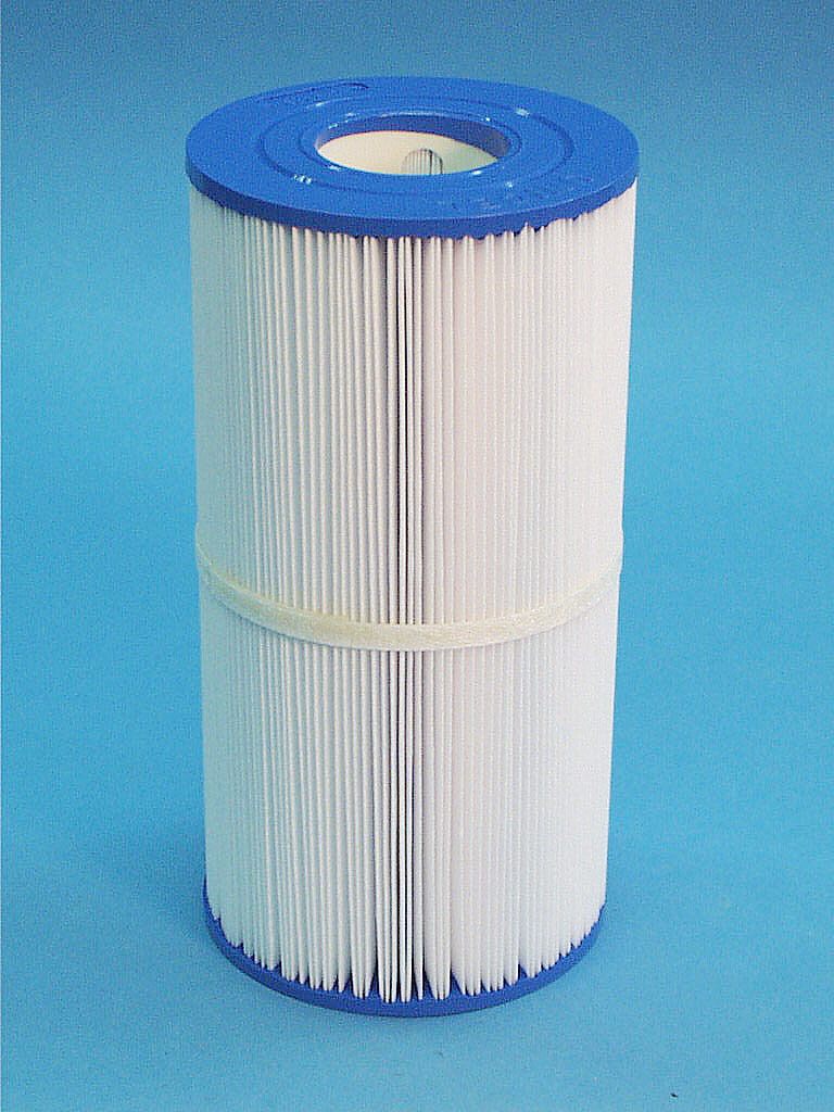 C-4428 - Filter Cartridge,UNICEL,25 Sq Ft,4-15/16 Inch OD x 9-13/16 Inch Long - C-4428 - Height: 9-13/16 - Diameter: 4-15/16 - TopID: 2-1/8 - BottomID: 2-1/8