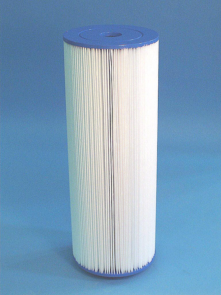 C-5405 - Filter Cartridge,UNICEL,50 Sq Ft,5-7/8 Inch OD x 15-5/8 Inch Long - C-5405 - Height: 15-5/8 - Diameter: 5-7/8 - TopID: Cone - BottomID: 1-3/8