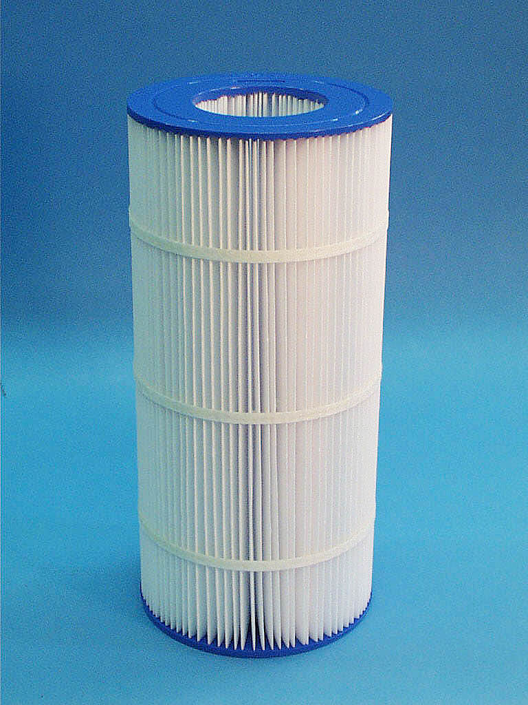 C-6300 - Filter Cartridge,UNICEL,30 Sq Ft,6-7/8 Inch OD x 14-7/8 Inch Long - C-6300 - Height: 14-7/8 - Diameter: 6-7/8 - TopID: 3-1/2 - BottomID: 3-1/2