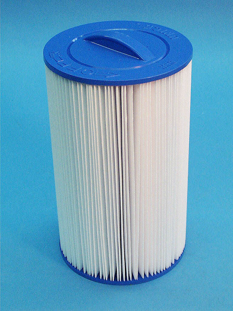 C-6601 - Filter Cartridge,UNICEL,25 Sq Ft,6 Inch OD x 9-3/4 Inch Long - C-6601 - Height: 9-3/4 - Diameter: 6 - TopID: Handle - BottomID: 1-7/8 w/slots