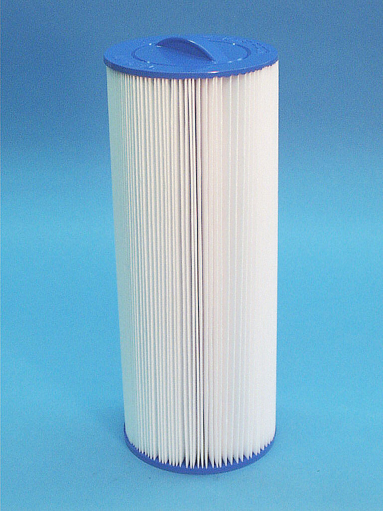 C-6603 - Filter Cartridge,UNICEL,35 Sq Ft,6 Inch OD x 14-3/4 Inch Long - C-6603 - Height: 14-3/4 - Diameter: 6 - TopID: Handle - BottomID: 1-7/8 w/slots