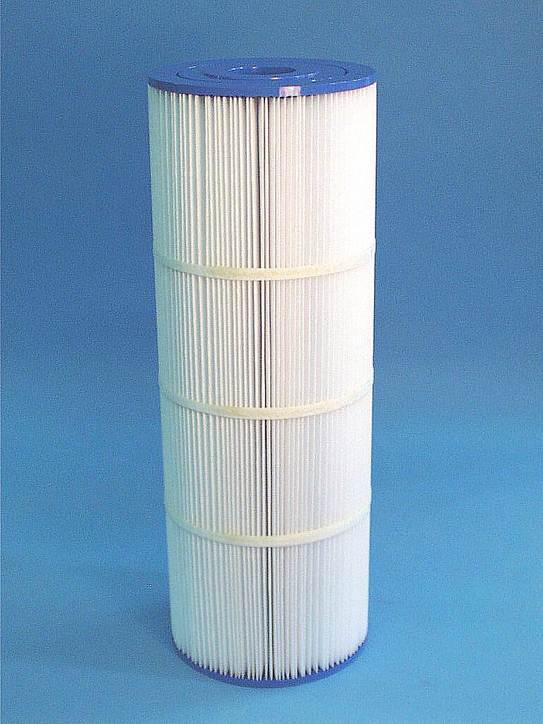 C-6650 - Filter Cartridge,UNICEL,50 Sq Ft,6-15/16 Inch OD x 19-5/8 Inch Long - C-6650 - Height: 19-5/8 - Diameter: 6-15/16 - TopID: 2-1/16 - BottomID: 2-1/16