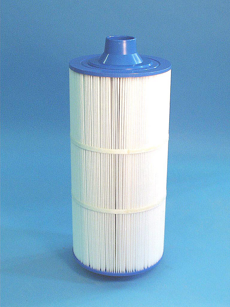 C-7405 - Filter Cartridge,UNICEL,50 Sq Ft,7 Inch OD x 14-3/4 Inch Long - C-7405 - Height: 14-3/4 - Diameter: 7 - TopID: Closed - BottomID: Cone