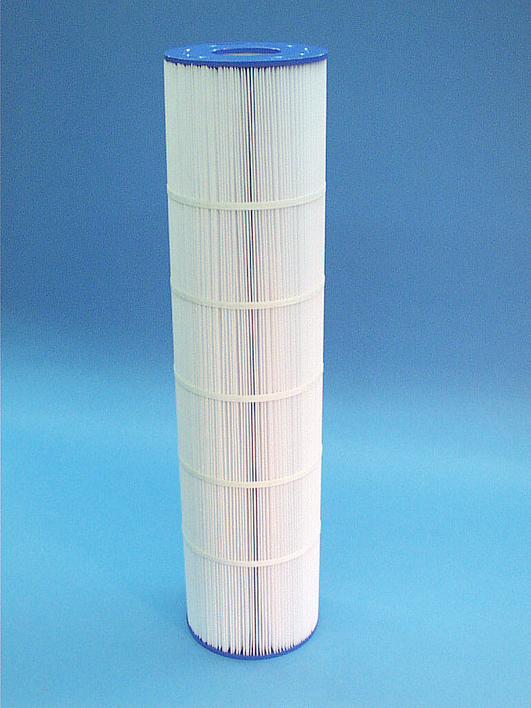 C-7499 - Filter Cartridge,UNICEL,100 Sq Ft,7 Inch OD x 29-3/8 Inch Long - C-7499 - Height: 29-3/8 - Diameter: 7 - TopID: 3 - BottomID: 3