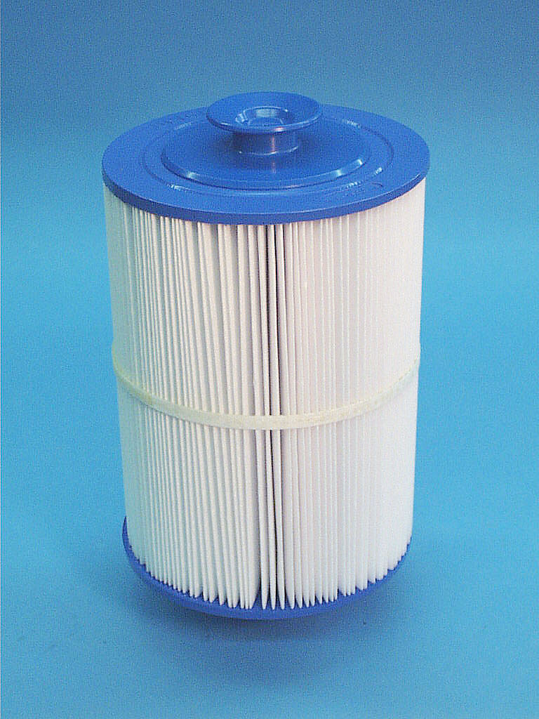 C-7604 - Filter Cartridge,UNICEL,25 Sq Ft,7 Inch OD x 9-13/16 Inch Long - C-7604 - Height: 9-13/16 - Diameter: 7 - TopID: Closed - BottomID: Cone