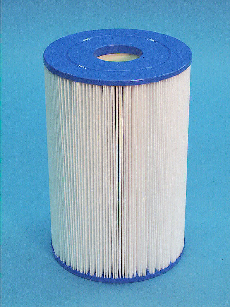 C-7633 - Filter Cartridge,UNICEL,33 Sq Ft,7 Inch OD x 14 Inch Long - C-7633 - Height: 14 - Diameter: 7 - TopID: 2-15/16 - BottomID: 2-15/16