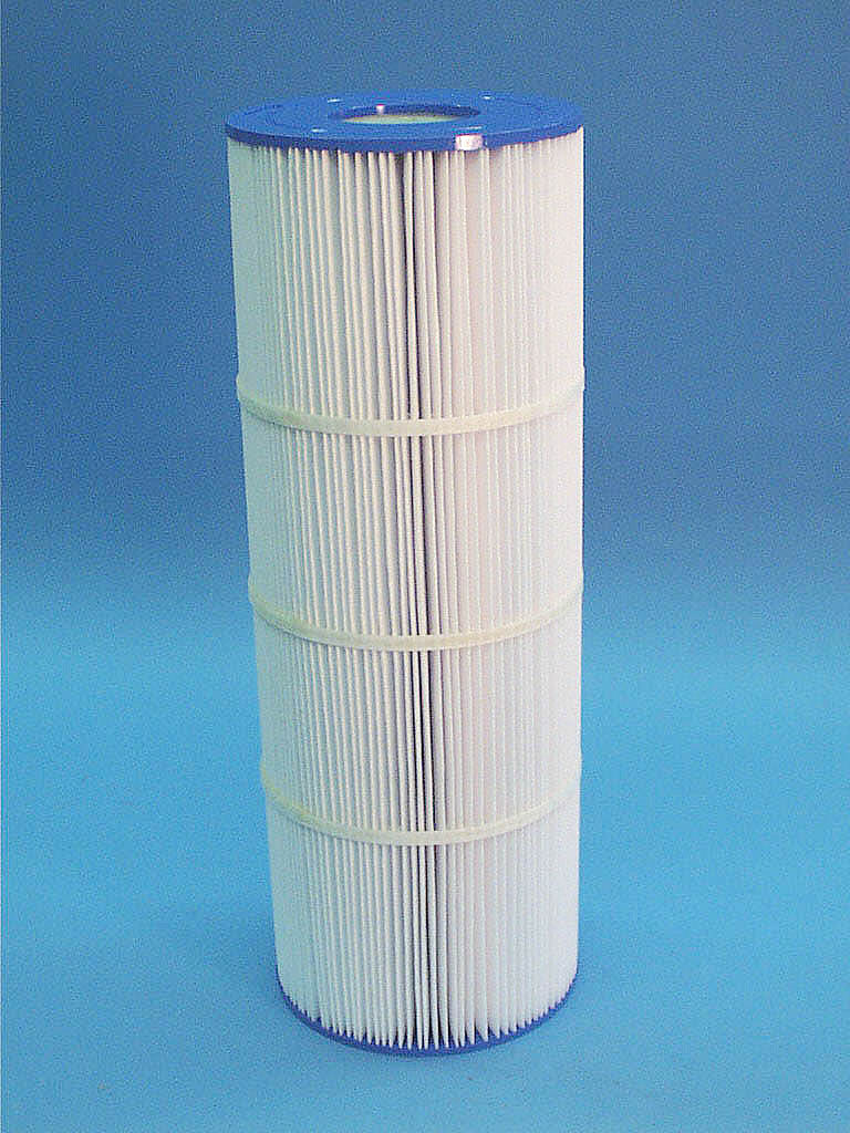 C-7650 - Filter Cartridge,UNICEL,50 Sq Ft,7 Inch OD x 19-5/8 Inch Long - C-7650 - Height: 19-5/8 - Diameter: 7 - TopID: 3 - BottomID: 3