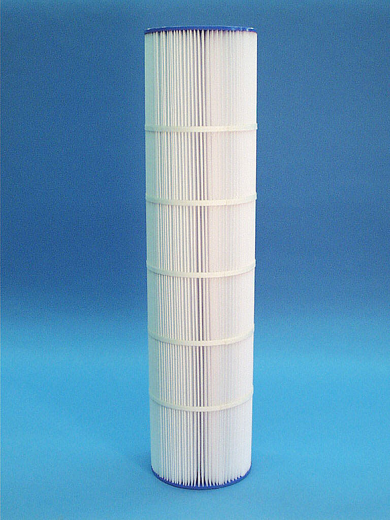C-7676 - Filter Cartridge,UNICEL,75 Sq Ft,7 Inch OD x 29-7/16 Inch Long - C-7676 - Height: 29-3/8 - Diameter: 7 - TopID: 3 w/gasket - BottomID: 3 w/gasket