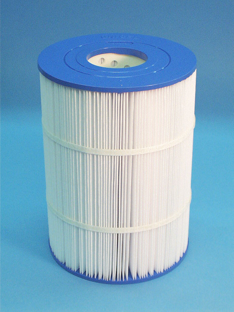 C-7678 - Filter Cartridge,UNICEL,50 Sq Ft,7-7/8 Inch OD x 11-1/8 Inch Long - C-7678 - Height: 11-1/8 - Diameter: 7-7/8 - TopID: 3-1/16 - BottomID: 3-1/16