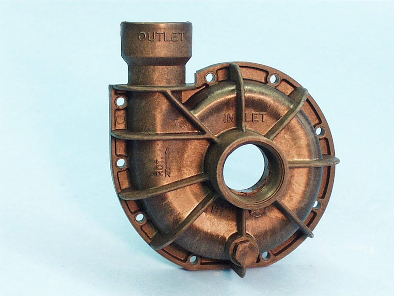 C101-247P - Pump Volute,STA RITE,LT Series,1-1/4 Inch FPT Suction x 1-1/4 Inch FPT - NLA - NO SUB - C101-247P