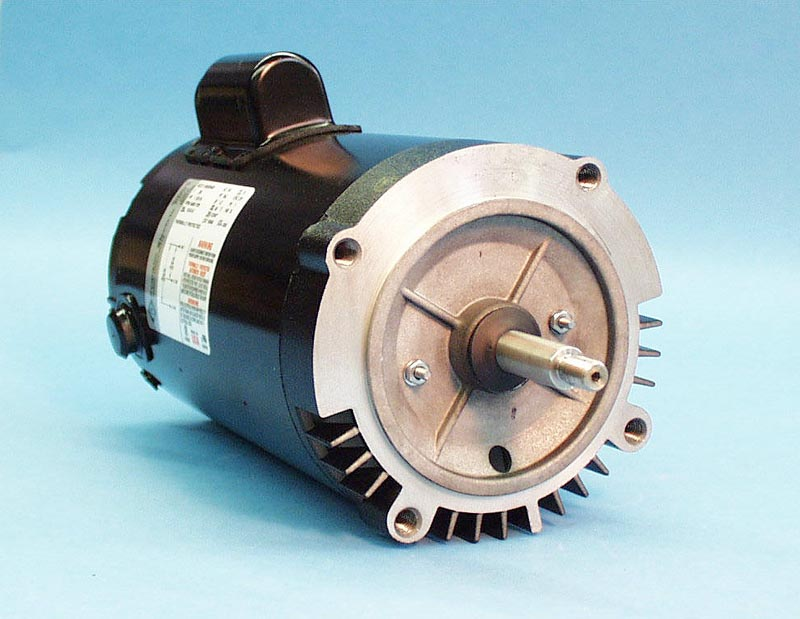 CT120T - Motor, 2HP, 240V, 2Speed - CT120T