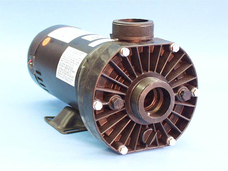 JSAYEL - Pump Assy,VICO,JS Series,CD,2Spd,1HP,115V,1.5 Inch MBT In/Out - JSAYEL