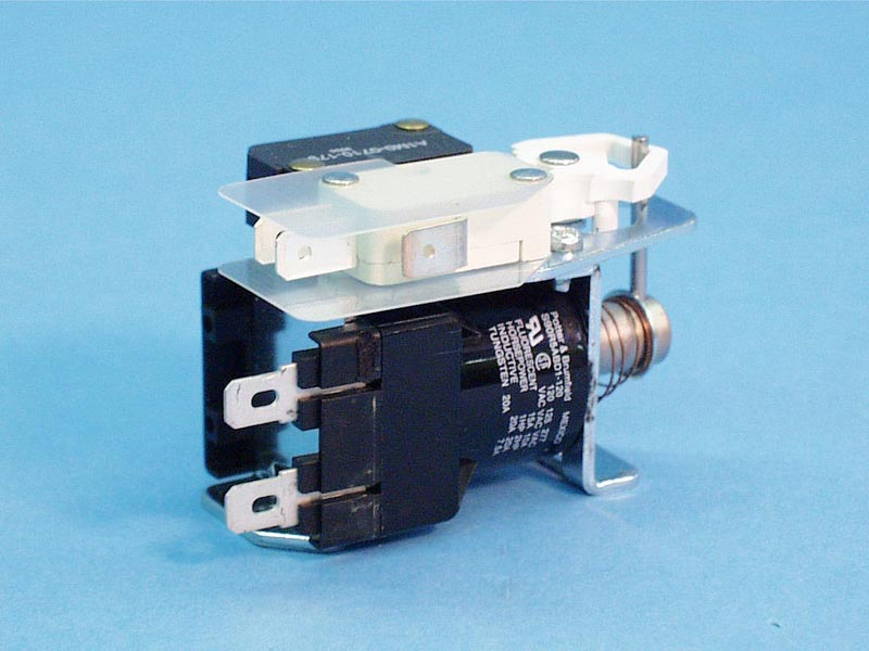 S90SP-120 - Relay,S90 Style,120Vac Coil,20Amp,SPDT - S90SP-120