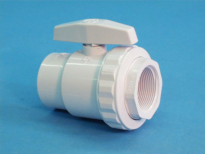 SP-722 - Ball Valve 1-1/2 Inch Female inside pipe thread - SP-722