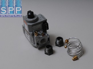 003900F - Valve Assy,RAYPAK,IID (Natural Gas), for 055B - 003900F