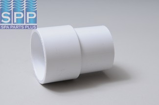 0301-25 - Fittings PVC,Pipe Extender,MAGIC,2-1/2 Inch S x 2-1/2 Inch Spg - 0301-25