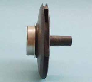 05-3818-01-R - Pump Impeller,JACUZZ,Magnum Series,2HP Full Rated,5-3/16 Inch Dia - 05-3818-01-R