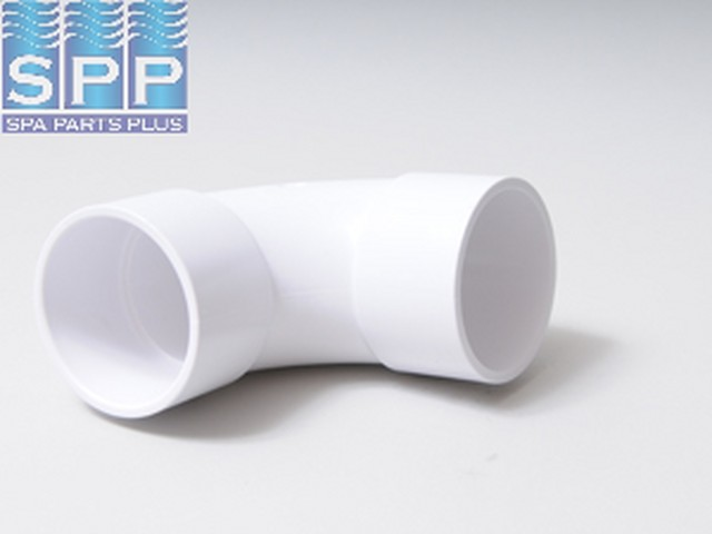 0660-20 - Fittings PVC,90 Degree Elbow,MAGIC,2 Inch S x 2 Inch S - 0660-20