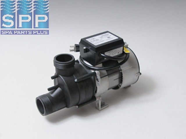 1012106 - Bath Pump,VICO,Ultima 2 Inch PWR WOW Inch Front/Top,1Spd,1HP,230V,4.3A - 1012106