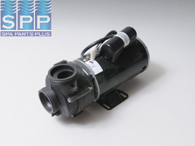 1015013 - Pump Assy,VICO,Ultima Plus,SD,2Sp,2HP,240V,48Fr,2 Inch MBT In/Out - 1015013