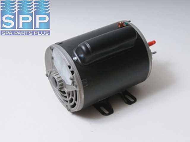 1111012 - Pump Motor,VICO(GE-2353AX)Thru-Blt,60HZ,2Sp,1HP,230v,6.5/1.7 - 1111012