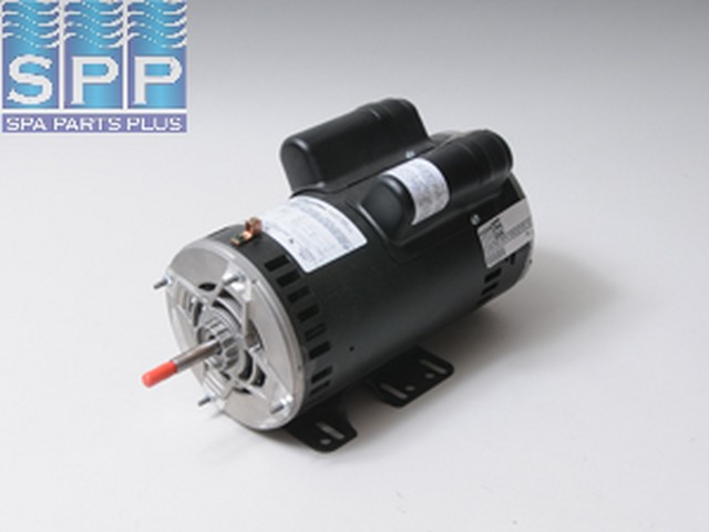 1111055 - Pump Motor,VICO(GE-9070)Thru-Blt,60HZ,2Sp,3HP,230V,11.9/2.2A - 1111055