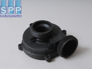1210014 - Pump Volute,VICO,Ultima & Ultima Dually,SD,2 Inch MBT In/Out,Blk - 1210014