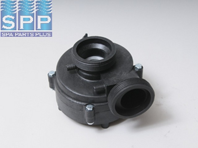 1215144 - Pump Wetend,VICO,Ultima Dually Inch Reverse Inch Blk,48Fr,SD,3HP,2 Inch MBT - 1215144