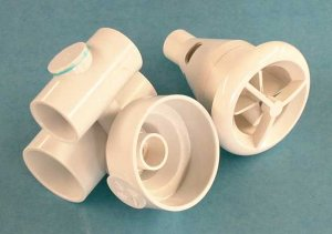 16-5280 - Jet Assy,ITT,Micro'ssage(FIS Gunite)1 Inch S Air x 1-1/2 Inch S Water - 16-5280
