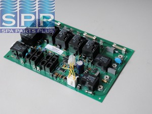 1710-125 - Printed Circuit Board, year 2002 Combo Rev E - 1710-125