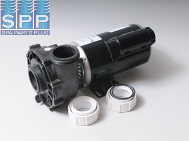 19-4007 - Pump Assy,AQUAFLO,FMXP,SD,1Spd,3HP,240V,2 Inch MBT In/Out - 19-4007