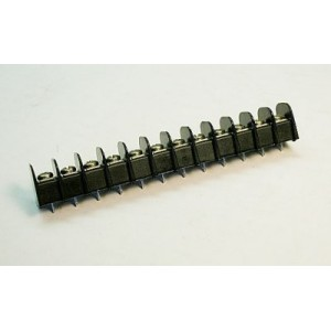 20543 - Terminal Strip,12 Positions,20a,Amp - 20543