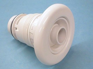 210-6100 - Jet Internal,WATERW,Adj.Poly,Direct'l,3-1/2 Inch Face,Smooth,Wht - 210-6100