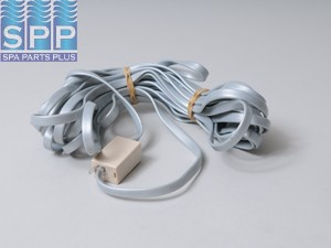 22636 - Spa Side Extension Cable,BALBOA,25' Long,6 Conn Phone Plug - 22636