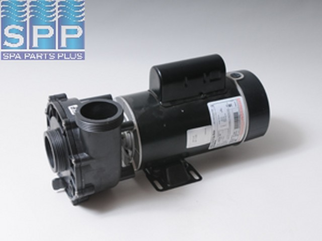 3411020-1U - Pump Assy,WATERW,EX2,48YFr,SD,3.0HP,1Spd,230V,11A,2 Inch MBT - 3411020-1U