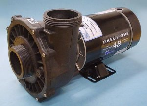 3421221-1A-R - Pump Assy,WATERW,Executive,48YFr,SD,3HP,2Spd,230V,8.5/2.8A - 3421221-1A-R