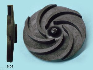 35-3049 - Pump Impeller, 1 - 1 1/2HP, Pac - 35-3049