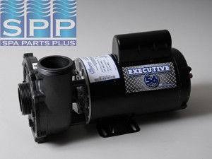 3722021-1D - Pump Assy,WATERW,Executive,56YFr,SD,5HP,2Spd,230V,16.4/4.8A, - 3722021-1D