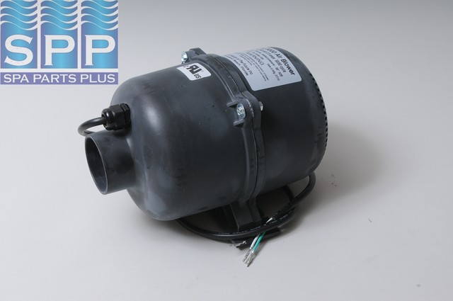 3910220-A - Air Blower,AIRSUP,Ultra 9000,1.0HP,240V,2.4A,2 Inch Port,48 Inch 4 Pin - 3910220-A