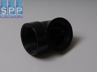 411-4231 - Filter Drain Elbow,WATERW,Crystal Water DE Filter,2 Inch FPTx2 Inch - SPECIAL ORDER ONLY - 2 - 3 WEEKS - 411-4231