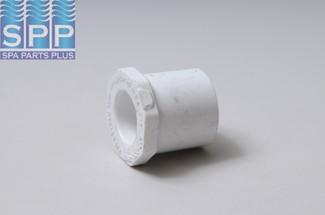 437-130 - Fittings PVC,Reducer Bushing,1 Inch Spg x 1/2 Inch S - 437-130