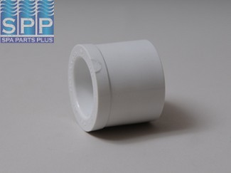 437-211 - Fittings,PVC,Reducer Bushing,D-SCPB,1-1/2 Inch Spg x 1 Inch S - 437-211