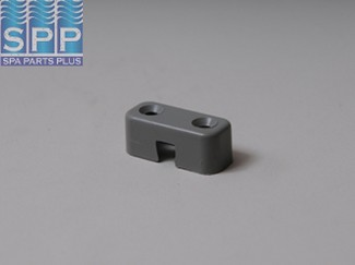 519-6247 - Filter Hinge Mount,WATERW,100 Sq Ft Skim Filter,Gray - 519-6247